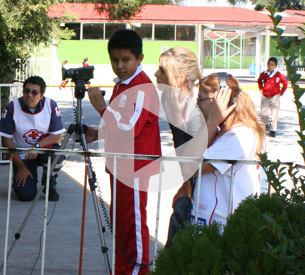 Mexico :: Participatory Video with School Children on Climate Change